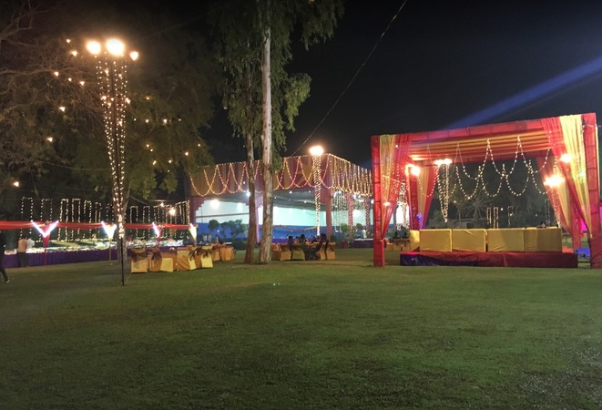 Rangoli Garden Sector 89 Faridabad - Banquet Hall