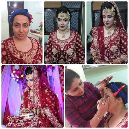 Manpreet Makeovers   Delhi   Makeup Artists