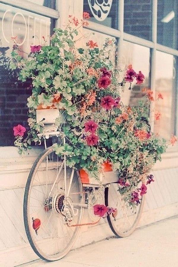 Wedding Bicycle Decoration