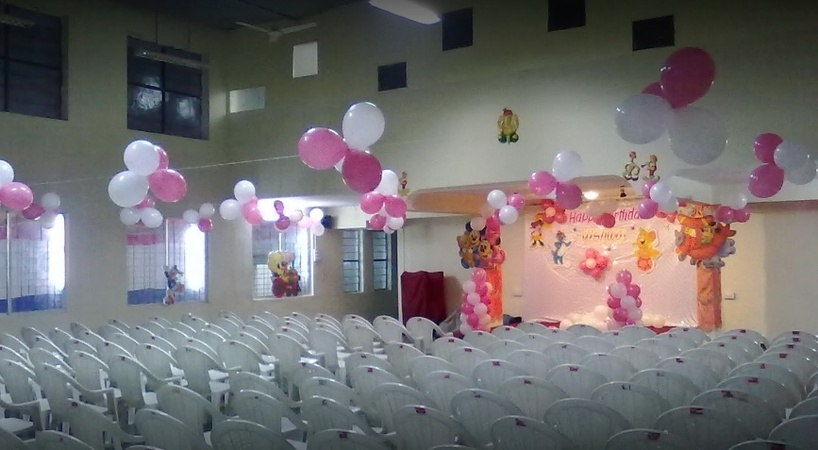 Usha Palace Bibwewadi Pune - Banquet Hall