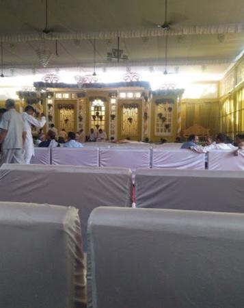 Bhagwati Garden Thatipur Gwalior - Banquet Hall