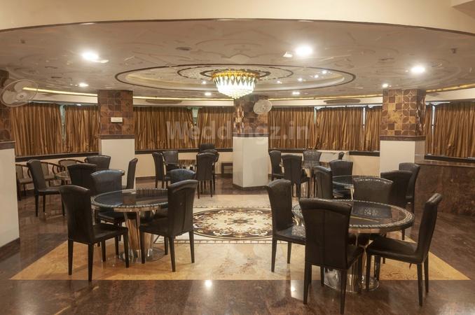 Hotel Orient Grand Ram Nagar Nagpur - Banquet Hall