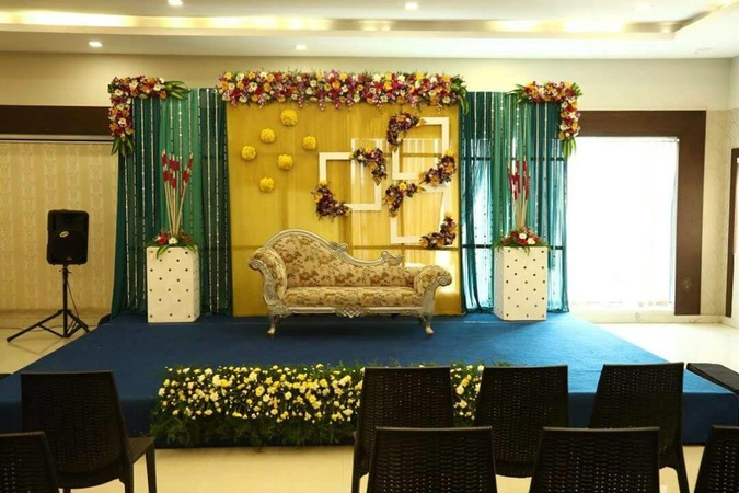 Rangoli-Gujarati Club Matunga Mumbai - Banquet Hall