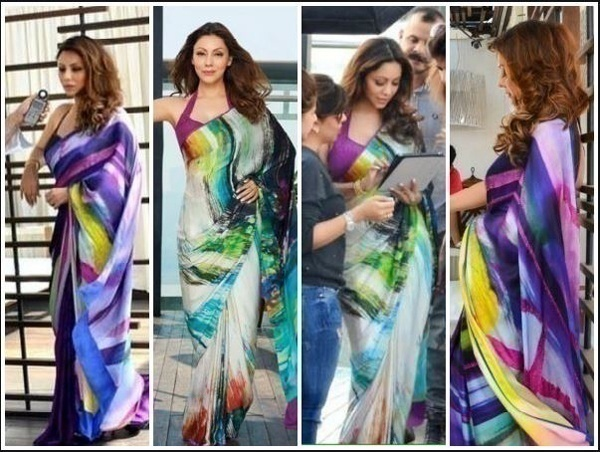 Cocktail Wear to Pack in Your Bridal Trousseau from Star Wife Gauri Khan!