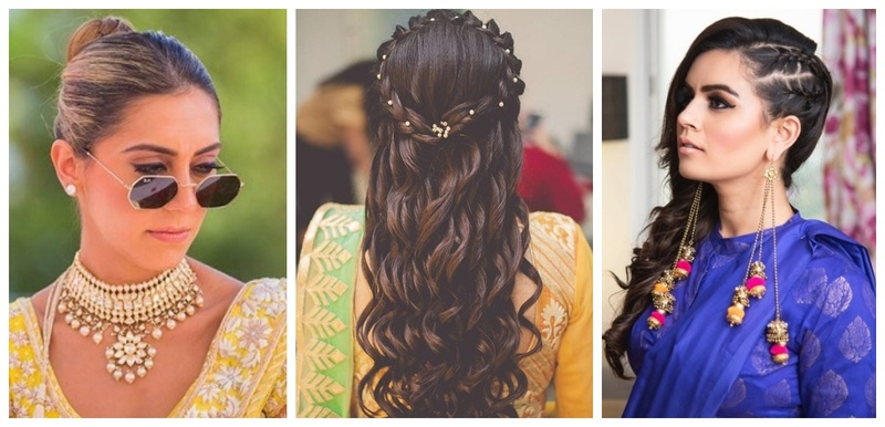 Simple but Stylish Bridesmaid Hairstyles for your Best Friend's Wedding!