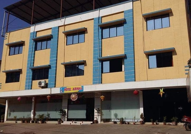 Hotel Krisha Devka Beach Road Daman and Diu - Banquet Hall