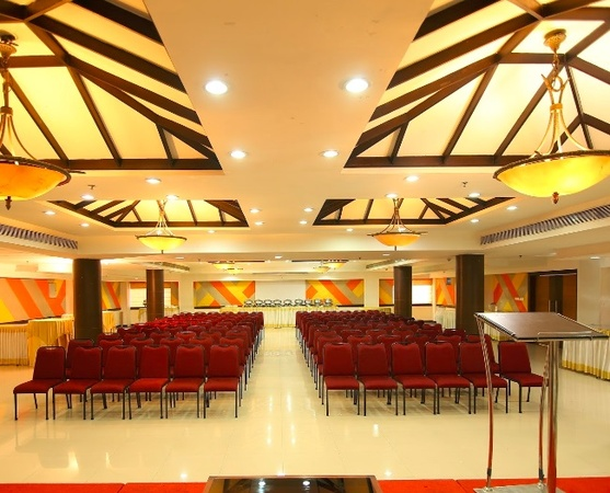 IMA House Kaloor Kochi - Banquet Hall