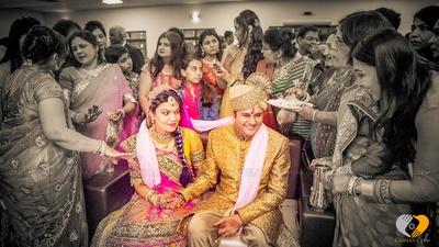 Wedding photography by Camera Crew