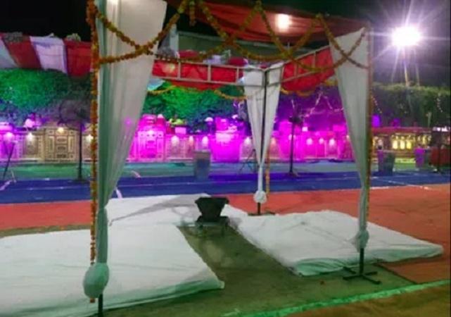 Apeksha Garden Huda Panipat - Banquet Hall