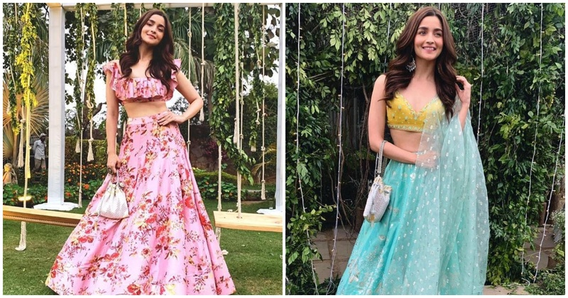 Alia Bhatt recently attended a friend's wedding & she is MAJOR bridesmaid goals!