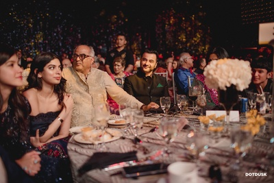 The Kapoors having a fun-time at the #SambaWedding!