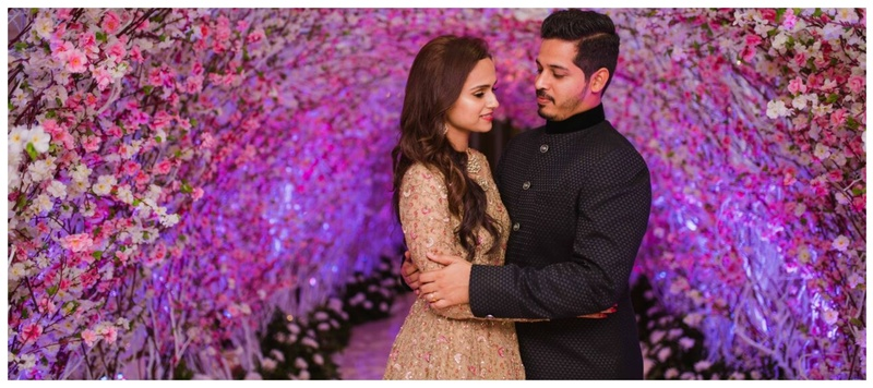 Prasad & Saloni Alibag : This Maharashtrian wedding is a riot of pretty colours!