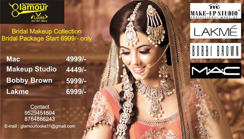 Glamour Looks | Jaipur | Makeup Artists