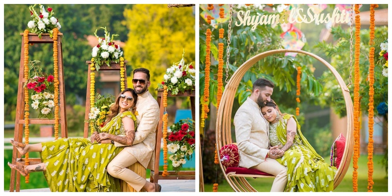 Less is More: A Minimal yet Magical Mehendi Ceremony