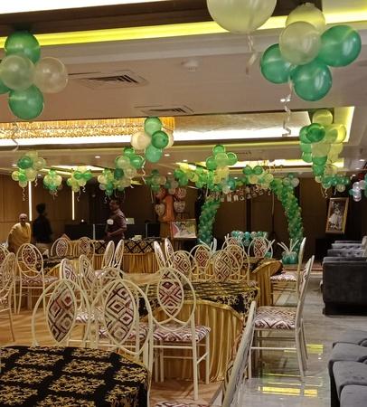 The Lavaniya Restaurant Bar and Banquet Panchkula Chandigarh - Banquet Hall