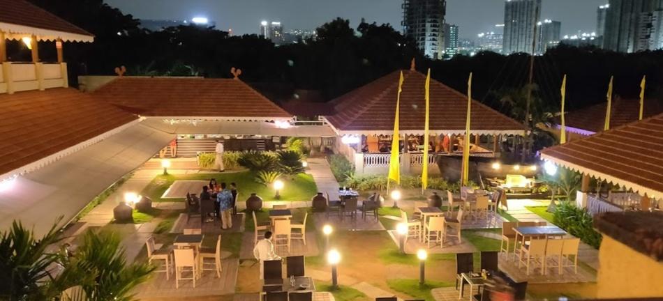 The Fishermans Wharf Gachibowli Hyderabad - Banquet Hall