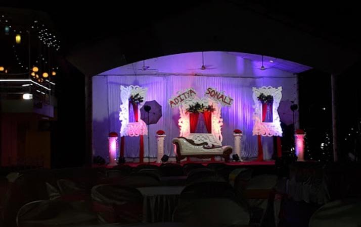 Nagesh Gardens Margao Goa - Banquet Hall