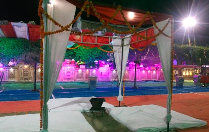Raj Garden Huda Panipat - Wedding Lawn