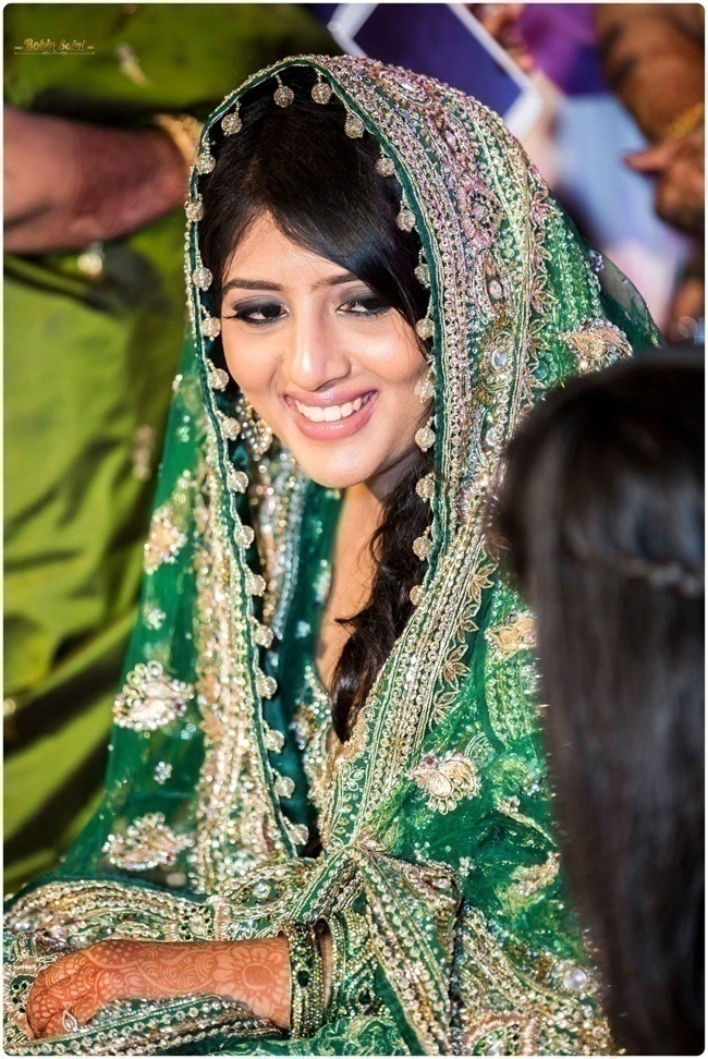ac1f8057e3 7 Stunning Muslim Brides That Are Perfect Inspiration For Your Big ...