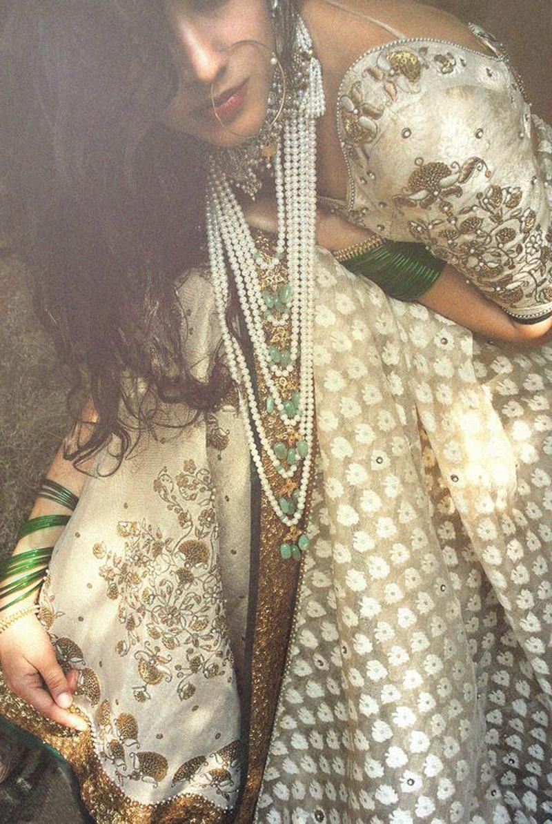 #SummerWeddingSeries – Your Ultimate LookBook for Bridal Pearl Jewellery