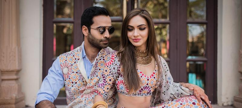 Jay & Shibani Jodhpur : Off Beat Destination Wedding in Umaid Bhawan – First iPhone X Wedding!