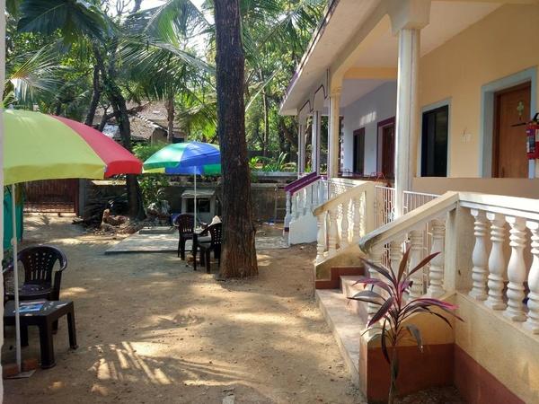 Amicorum Vagator Goa - Wedding Lawn