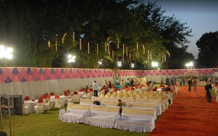 K T Hill Resort Virar East Mumbai - Banquet Hall