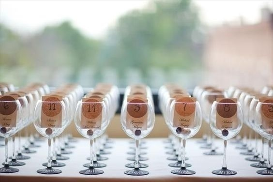 A Little Something to Keep the Alcohol - Cute Wine Glasses