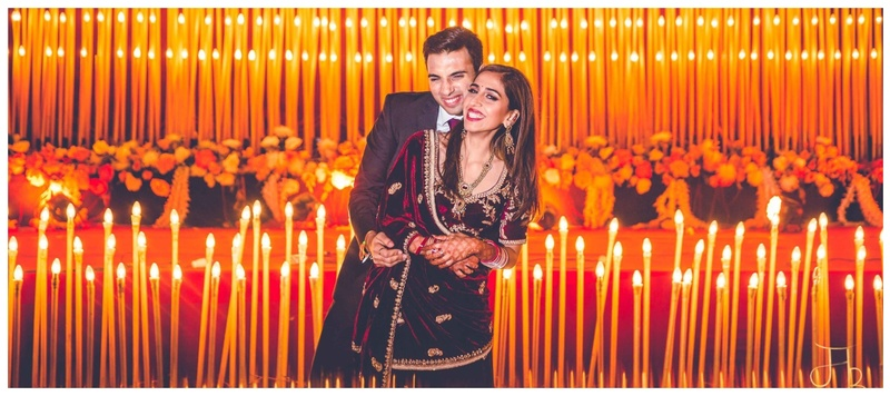 Samarth & Neha Jaipur : Neha and Samarth's gorgeous destination wedding is a proof the love always triumphs!
