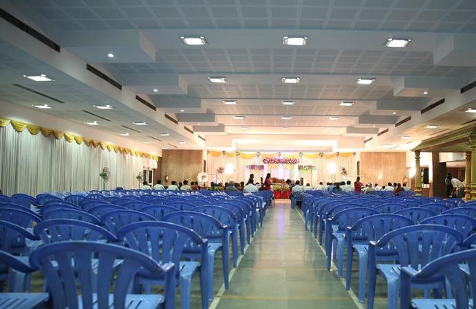 Sri Rama Kalyana Mandapam T Nagar Chennai - Banquet Hall