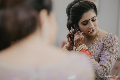 Mansi gets ready to dazzle everyone