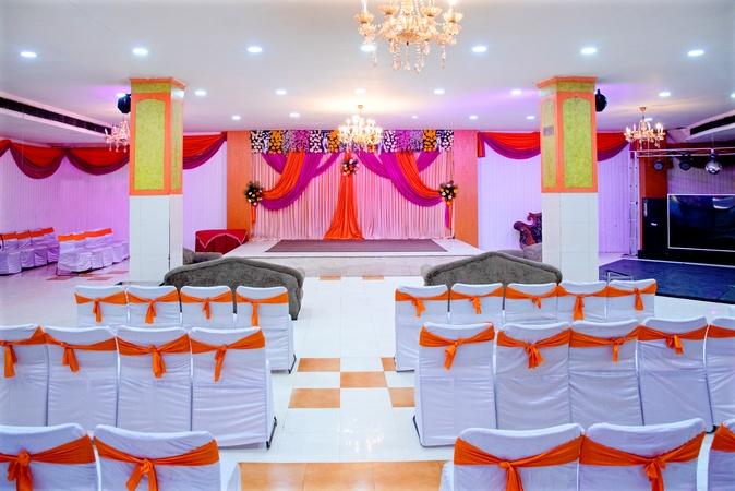Tarang Banquet Ghazipur Delhi - Banquet Hall