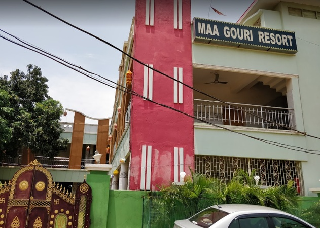Maa Gouri Resort Pokhariput Bhubaneswar - Banquet Hall