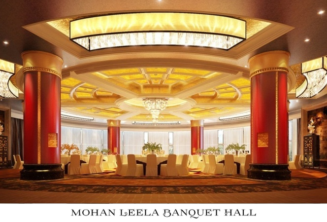 The Mohan S Ashok Vihar Delhi Delhi Banquet Hall Weddingz In