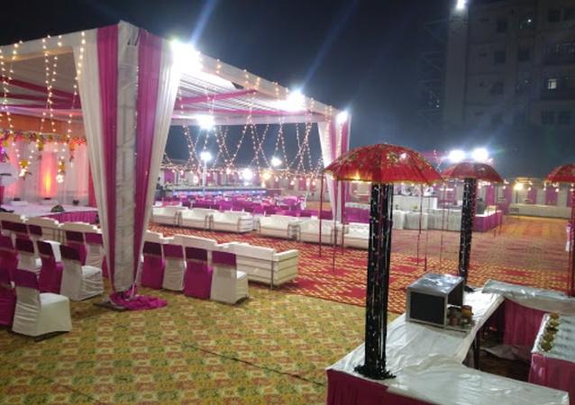 Mujeeb Bagh Community Centre Okhla Delhi - Banquet Hall