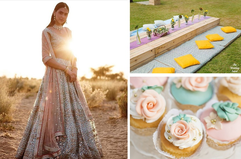 Top 5 Colour Trends for Your Summer Wedding Are Here!