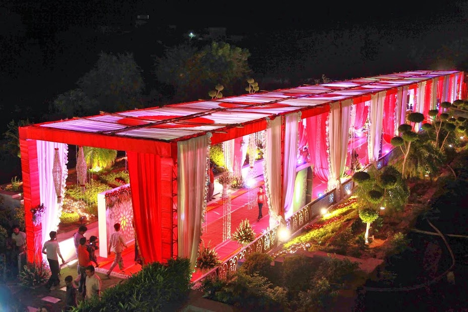 New mahesh tent house wedding decorator in jodhpur weddingz for Tent a house