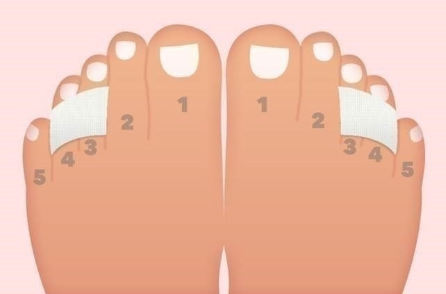 Tape your third and fourth toes together. Reason: A nerve that splits between those two toes causes pain when pressure is put upon it. The tape removes strain on the nerve and prevents the pain!