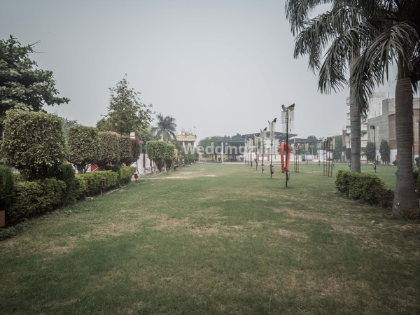Raj Estate's Celebration Rajajipuram Lucknow - Banquet Hall