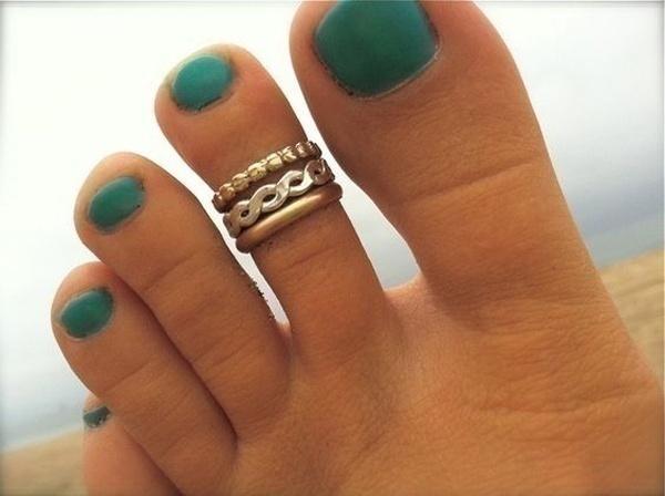 Toe Jam Toe Rings