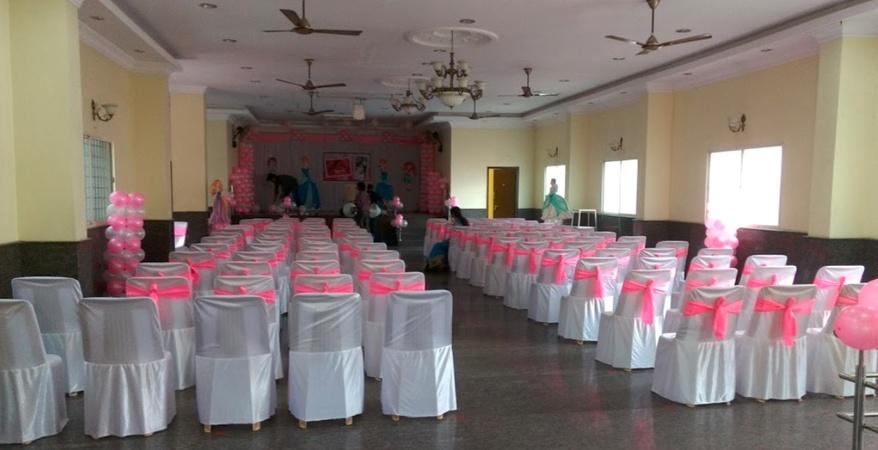 Shiva Keshava Party Hall Saint Thomas Town Bangalore - Banquet Hall