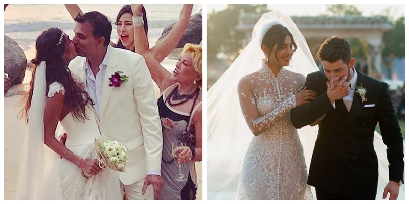 6 Bollywood Divas who Walked Down the Aisle in White