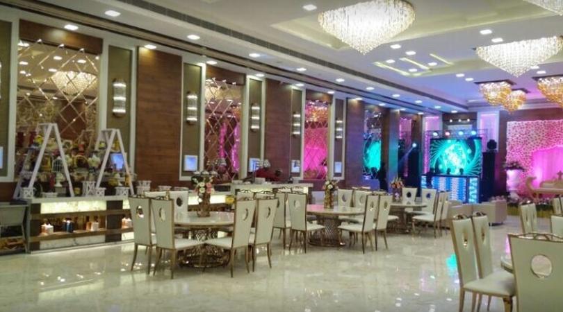 Floriana banquet ashok vihar delhi delhi banquet hall weddingz floriana banquet stopboris Images