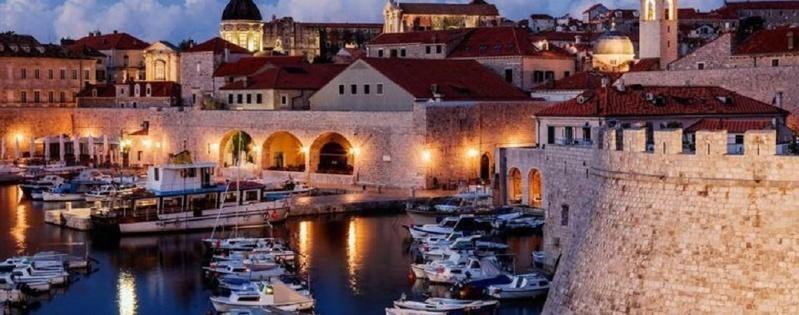 Attractions in Croatia:
