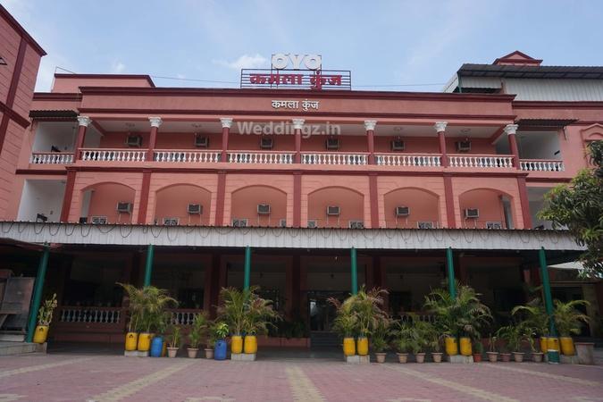 Kamla Kunj Garden Rajendra Nagar Indore - Banquet Hall