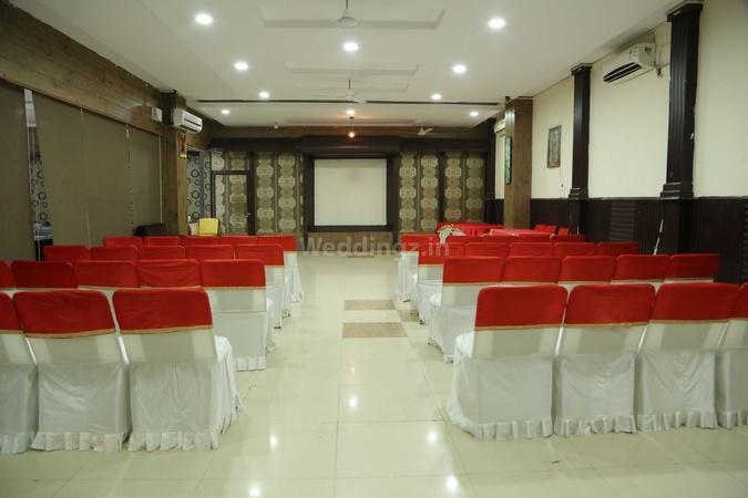Hotel Flora Shivalik Nagar Haridwar - Banquet Hall