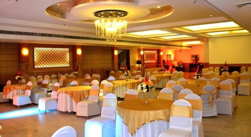Hotel Ace Manor Sahibabad Delhi - Banquet Hall