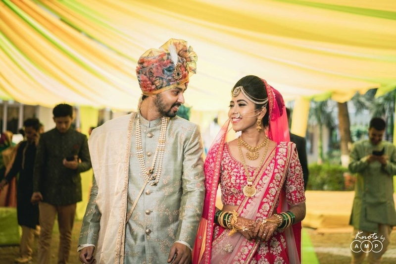 Monika and Sanket Aurangabad Wedding