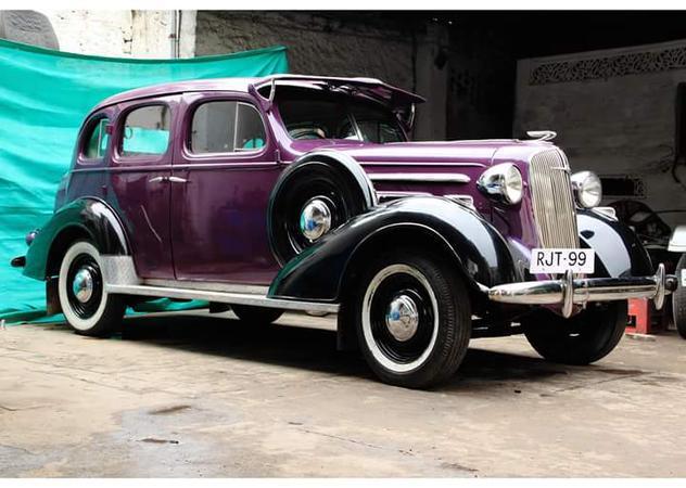 Old Timers | Udaipur | Transportation