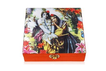 Gopi Krishna Saffron sweet-Gift Box
